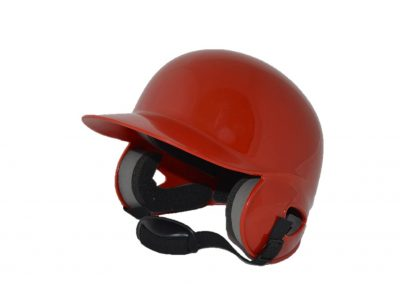 Flame Batting Helmet Small/Medium/Large Red, Navy or Black