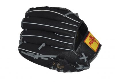 Flame Fielders Mitt 12 inch Leather