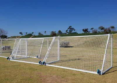 Movable Junior Soccer Goals