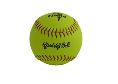 Official Soft Ball Leather Cover 11 inch - 12 inch