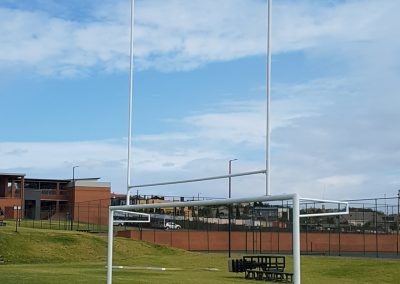 Rugby/Soccer Combination Poles