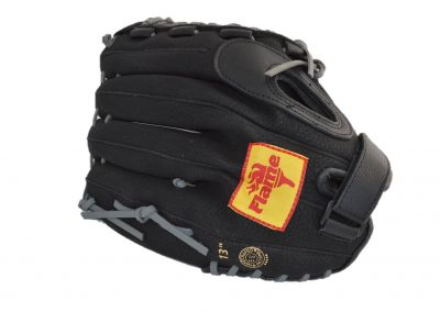 Flame 13 inch Leather Fielders Mitt